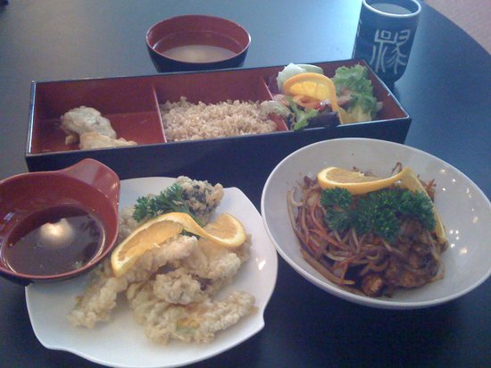 Gilroy, Californien: Bento Box
