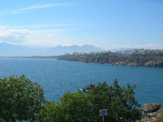Kaleici: la baie d'Antalya