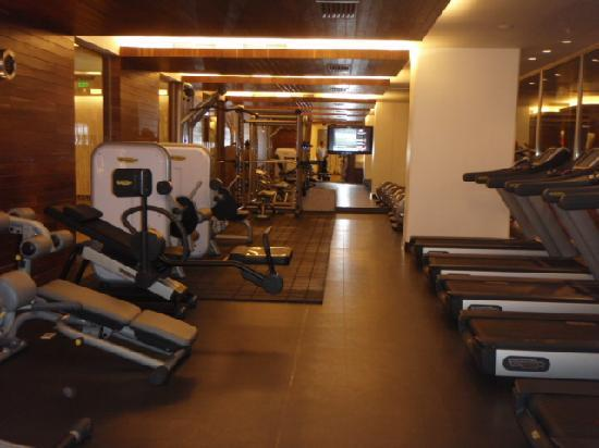 Bogota Marriott Hotel: Fitness Center