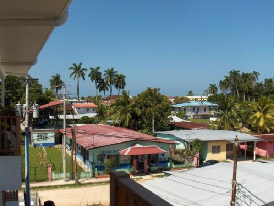 Bocas Condos: View from the balcony