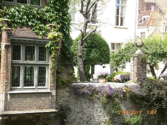 De Barge Hotel: Beautiful Bruges