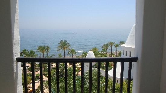 H10 Estepona Palace: Room with a view
