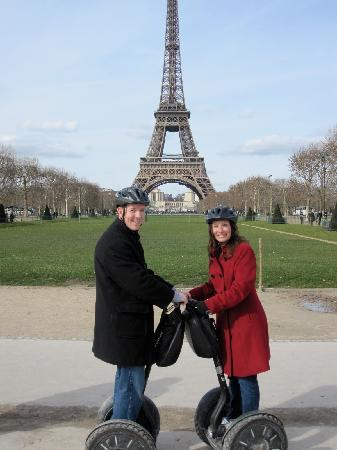 Paryż, Francja: Eiffel Tower