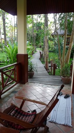 Oriental Kwai Resort: private and secluded