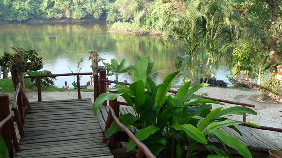 Oriental Kwai Resort: the River Kwai
