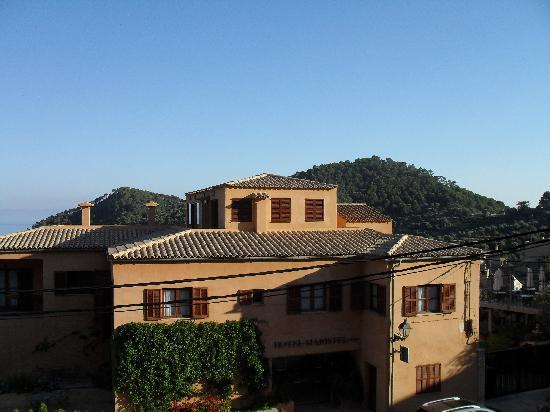 Estellencs, Espagne: Beautiful location