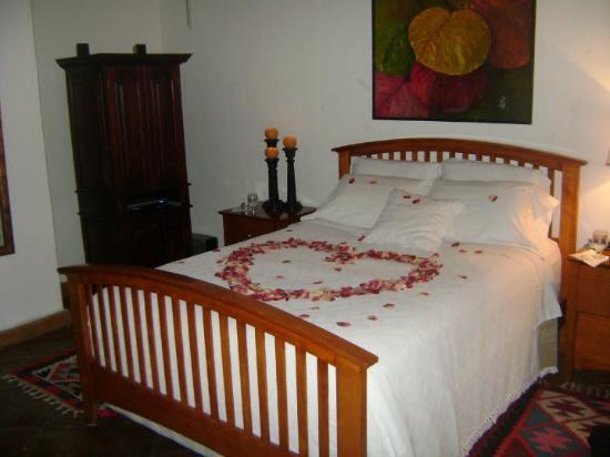 La Casa Rosada: Our room