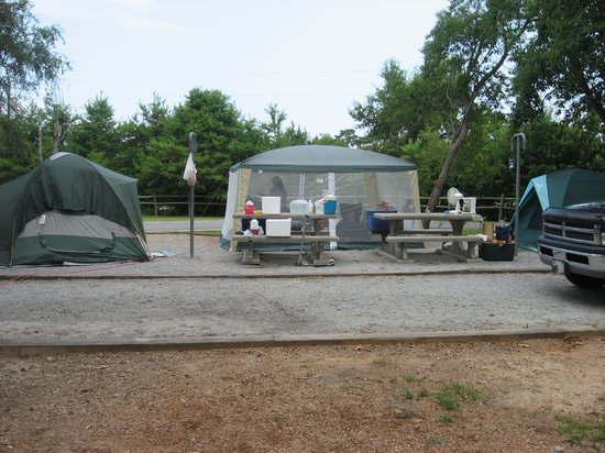 Cordele, Gürcistan: Cozy Campsites?