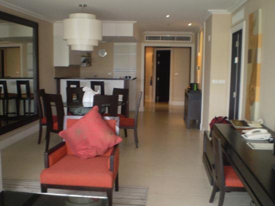 Marriott's Mai Khao Beach - Phuket : lounge Kitchen