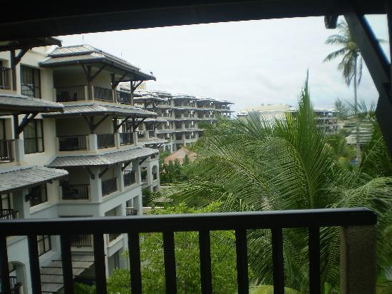 Marriott's Mai Khao Beach - Phuket : View looking at other villas from ours