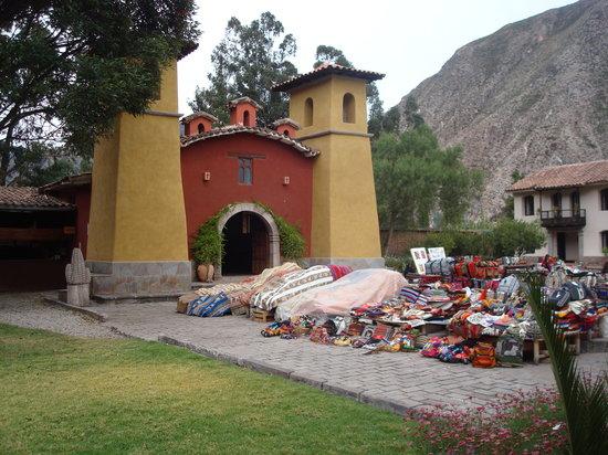 Sonesta Posadas del Inca Yucay: Capilla