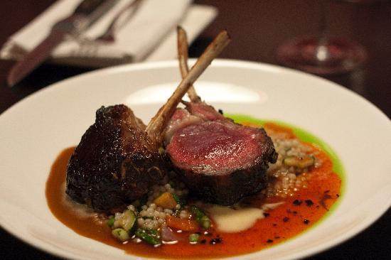 TAG Restaurante: Colorado Lamb