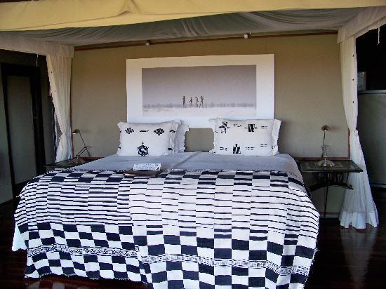 Chitabe Camp: Room