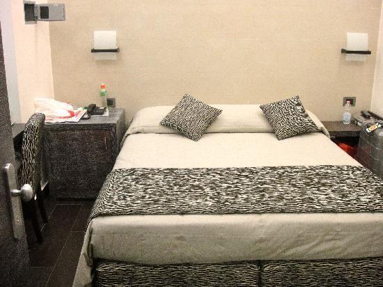 Hotel Del Corso: Our modern room
