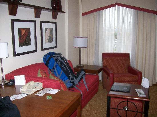 Residence Inn Tampa Downtown: Room