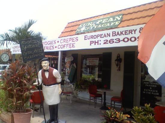 The European Cafe Naples Fl