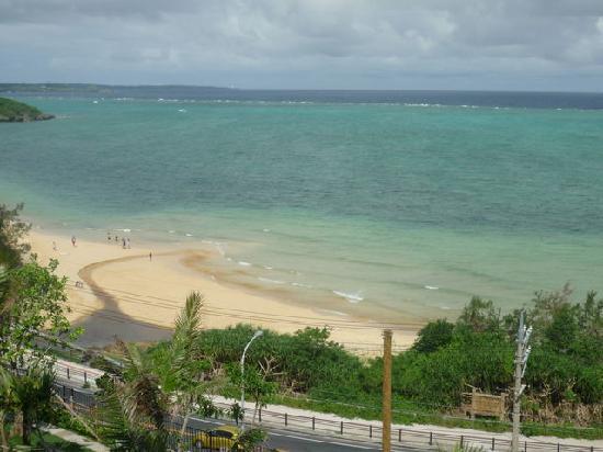 Kafuu Resort Fuchaku Condo Hotel: バルコニーからの景色