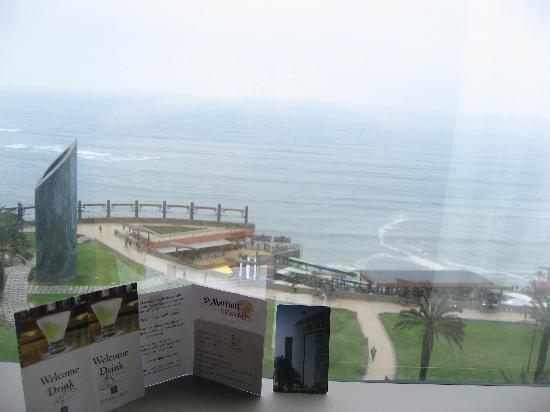 JW Marriott Hotel Lima : Room view