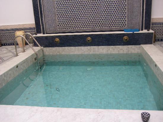 Riad Layali Fes : the wading pool
