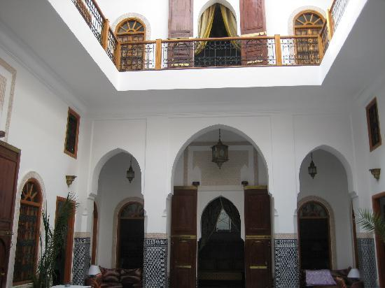 Riad Layali Fes: another view