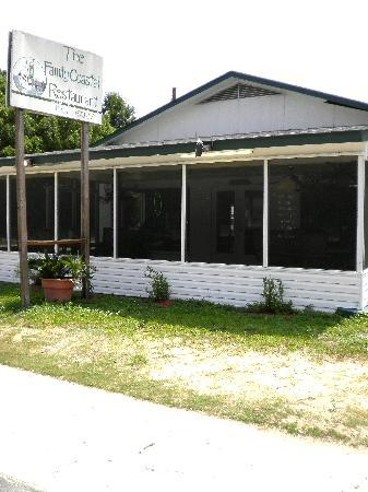 Sumatra, FL: Located on Hwy 65