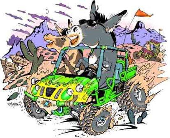 Laughlin Adventure Tours: 4x4 & Dune Buggy Tours