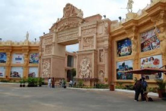 Entrance Picture Of Innovative Film City Bengaluru Tripadvisor