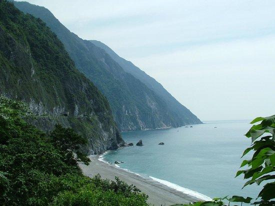 Hualien, Taïwan : 蘇花公路