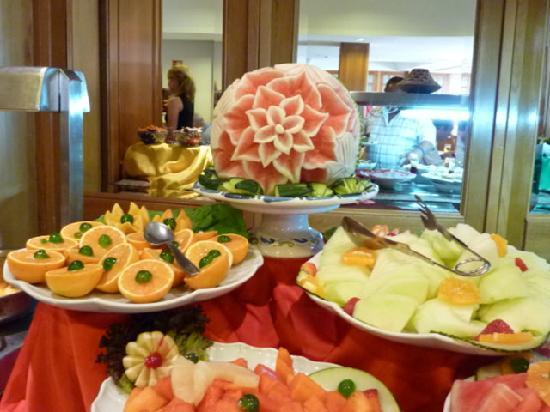 Hotel Servatur Waikiki: buffet