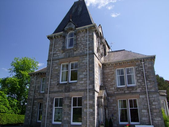 Knockendarroch House Hotel: Exterior