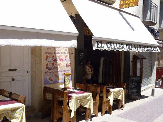 Restaurant El Celler Del Vi: El Celler del Vi