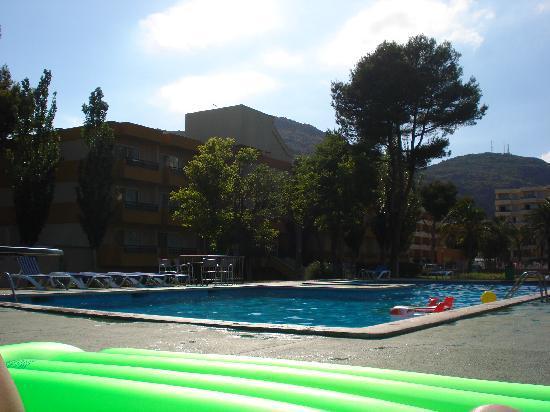 Piscina photo de bellevue club port d 39 alcudia tripadvisor - Piscina coberta l alcudia ...