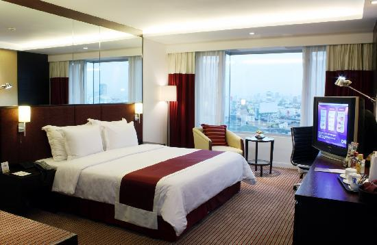 Eastin Hotel Makkasan: Deluxe Room
