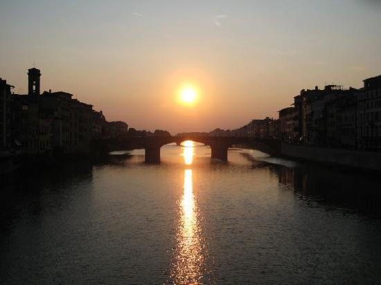 Arco Antico B&B: Da Ponte Vecchio