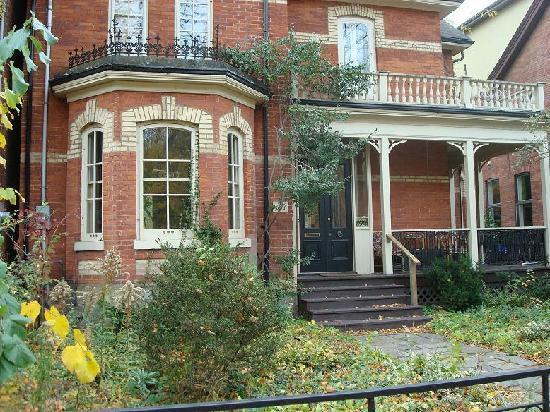 Toronto, Canadá: a Victorian home
