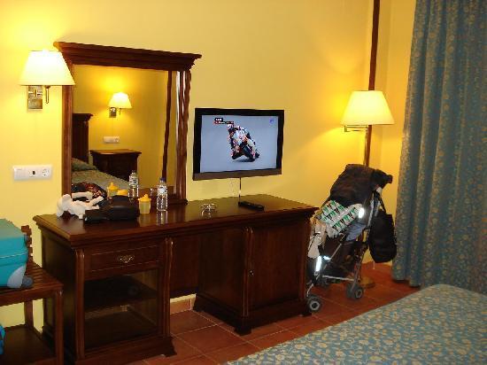 Hotel Porfirio: Otras vistas de la habitación 1