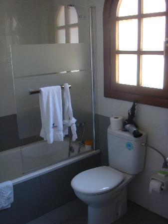 eó Suite Hotel Jardin Dorado: baño