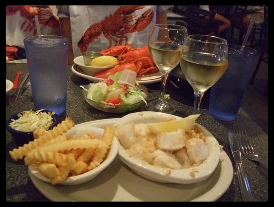 Huot S Seafood Restaurant Inc Saco Menu Prices Reviews Tripadvisor