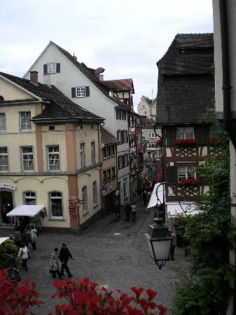 Gasthof zum Baren: View from the Room