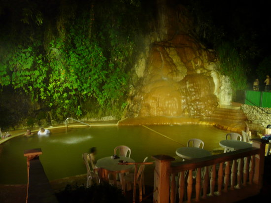 Santa Rosa de Cabal, Colombie : Decir que el hotel no está en un sitio hermoso sería mentir