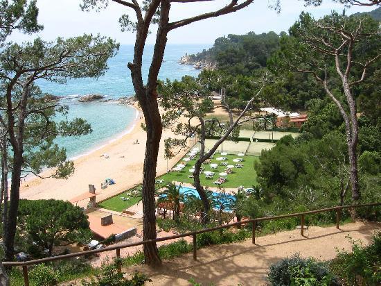 Hotel Santa Marta: from balcony