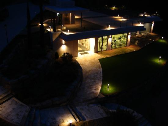 Hotel Santa Marta: Spa