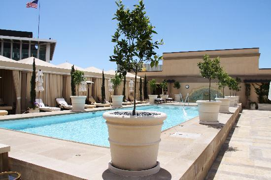 Pool Picture Of Montage Beverly Hills Beverly Hills Tripadvisor