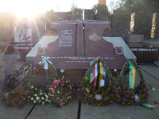 Соуэто, Южная Африка: Memorial in Soweto