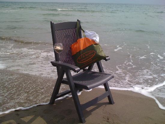 Lorenza Sul Mare: relax.. sulla spiaggia... anti stress