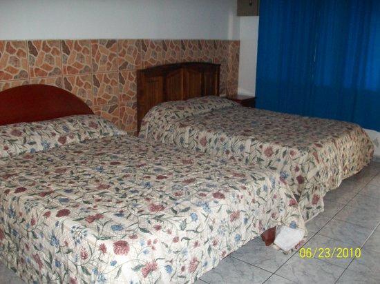 Hotel El Volcan : exelente presentacion