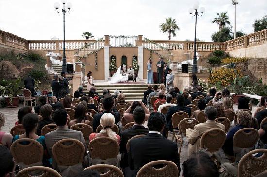 a snap shot of my enchanting wedding ceremony at hotel baglio basile
