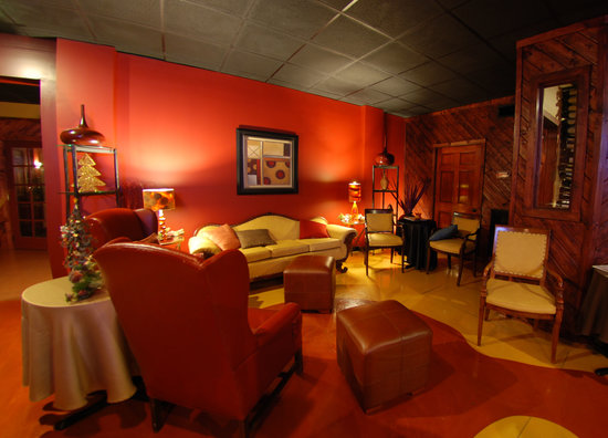 Troutville, VA: Lounge