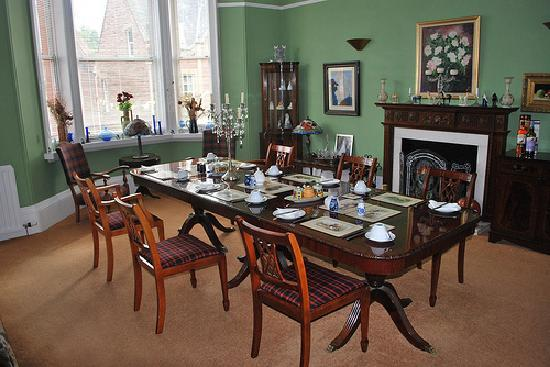 Old Bank House B&B: Breakfast room