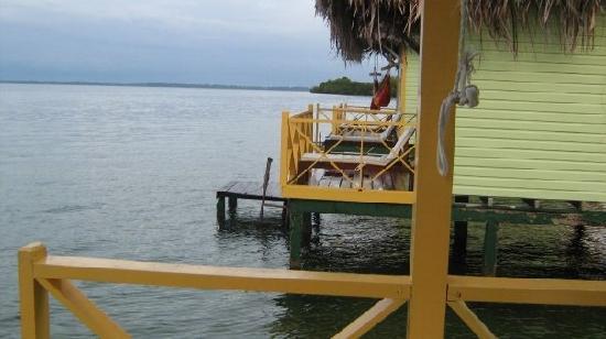 Punta Caracol Acqua Lodge: Punta Caracol
